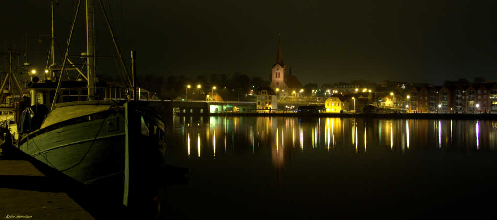 Sønderborg havn.