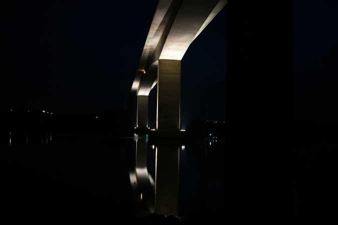 Under Sønderborg bro
