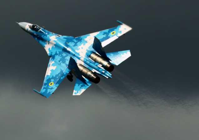 Sukhoj SU-27 FLANKER