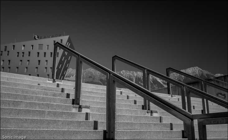 Stairway to heaven -1