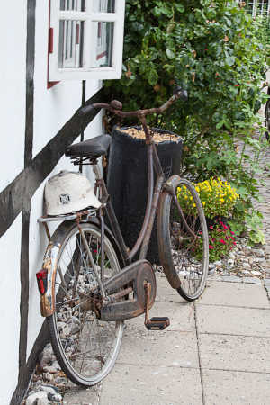 Brandmandens cykel