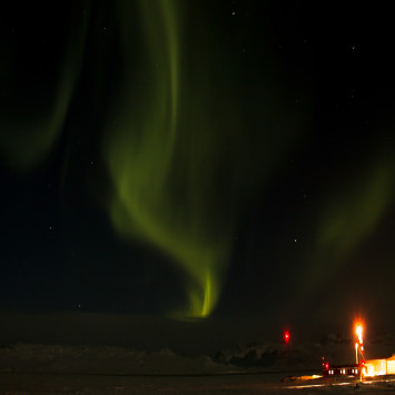 Home of the Northern light