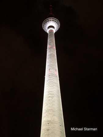 TV tårnet i Berlin