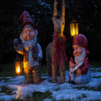 Julehygge i haven