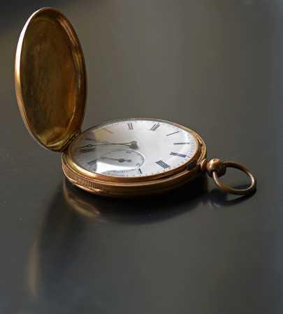 Gammelt ur