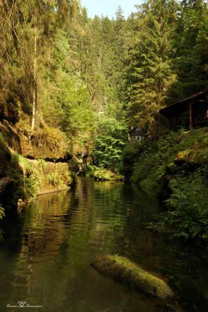Edmund's Gorge - Tjekkiet