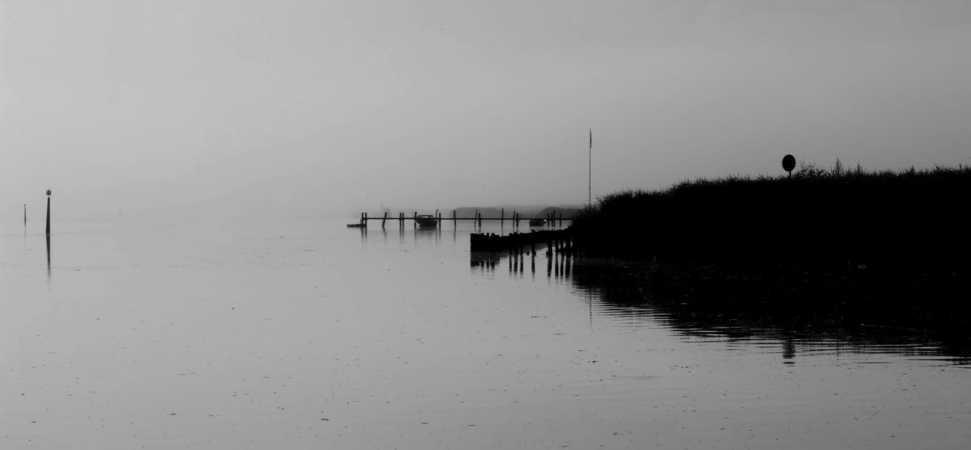 Stille vand i SH