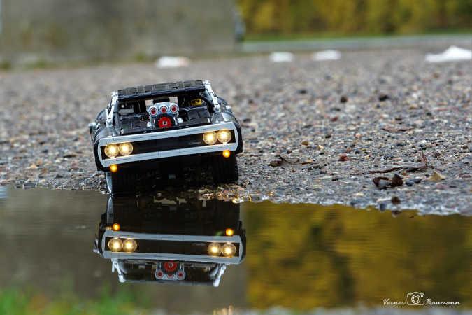 Dodge Charger spejling