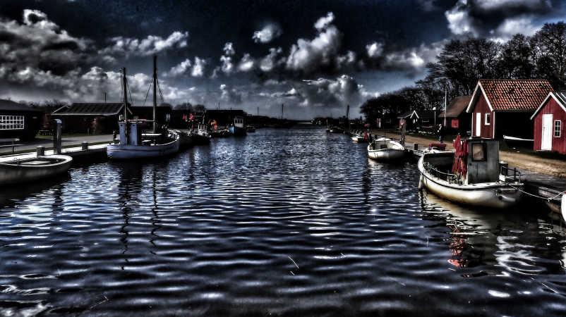 Stauning havn