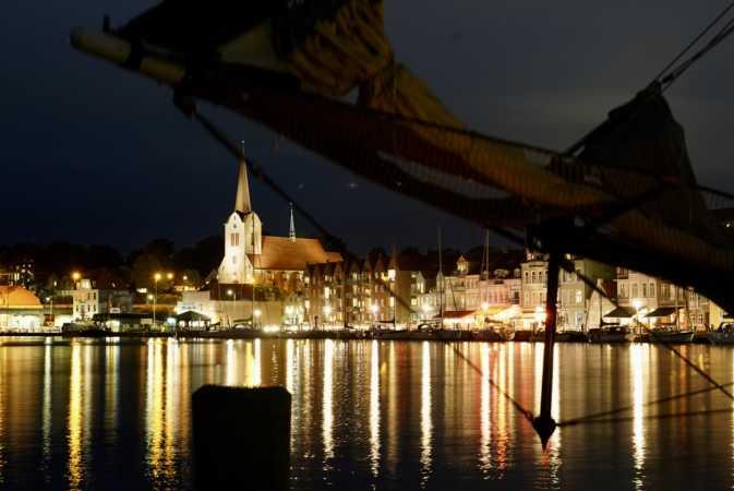 Fotokursus - aftenfotografering på Sønderborg Havn